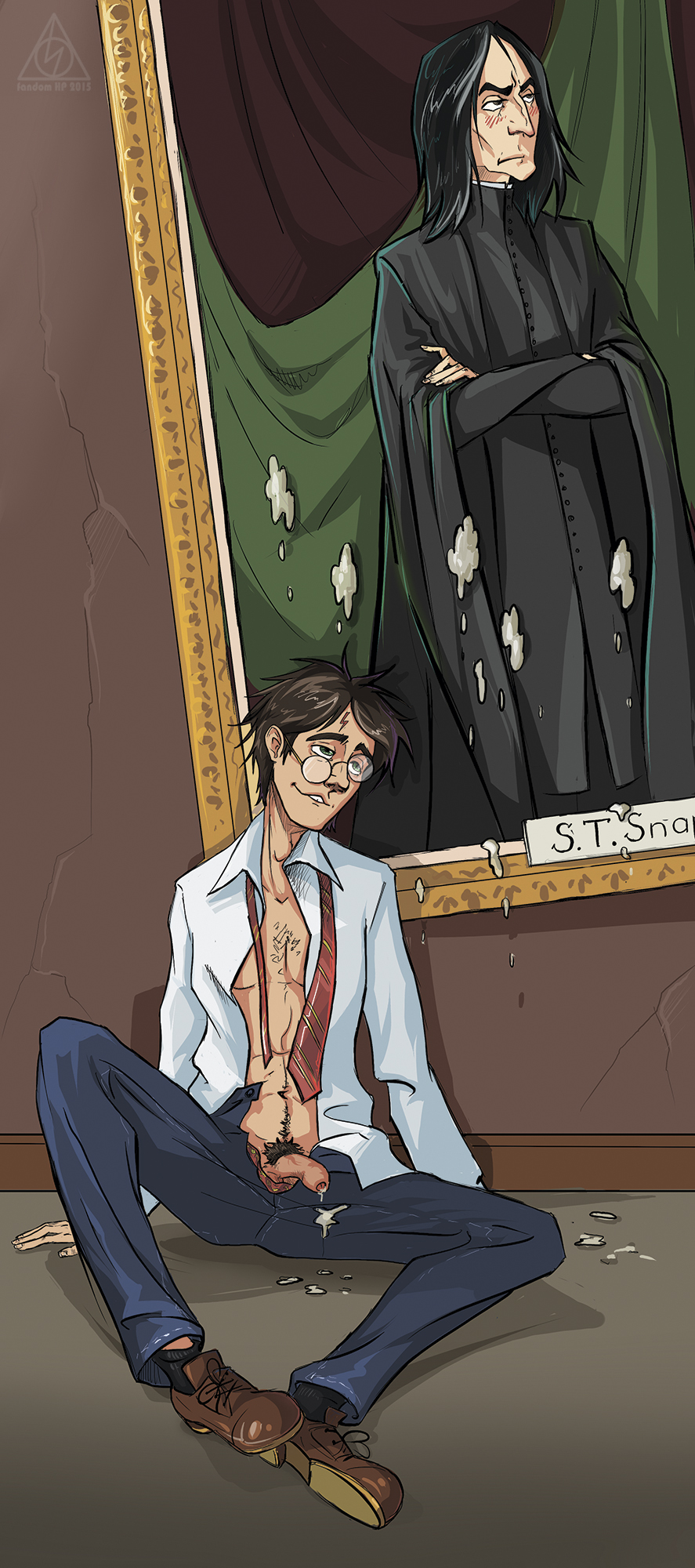 Images of Snape Harry Fanfiction - #rock-cafe